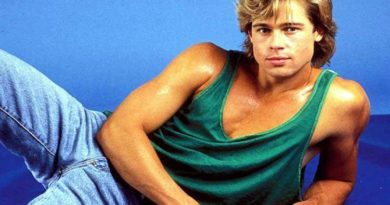 Funny Photos of Celebrities Modeling Before They Were Famous