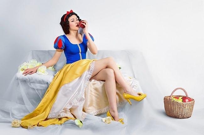 The Sexiest Slutty Disney Princess Pictures Ever