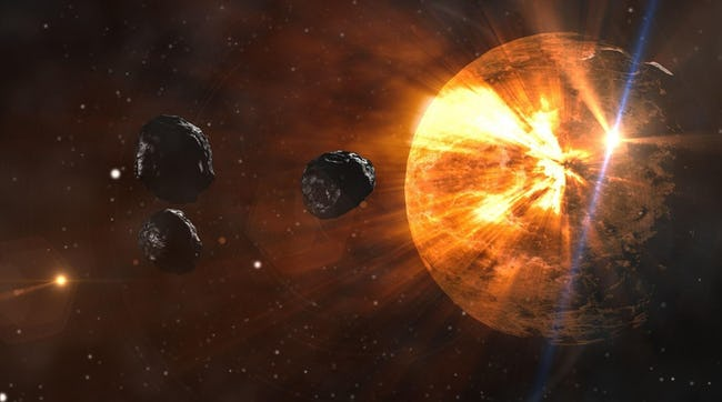 8 Things That Would Likely Happen If We Nuked an Asteroid