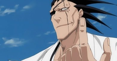 Anime Characters With Scars
