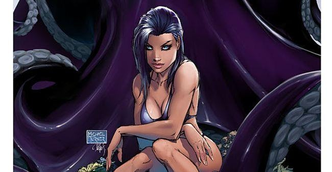 The 30 Sexiest Female Comic Book Characters