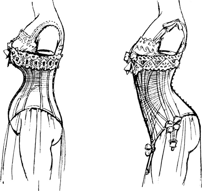 10 Facts You Didn't Know About Corsets