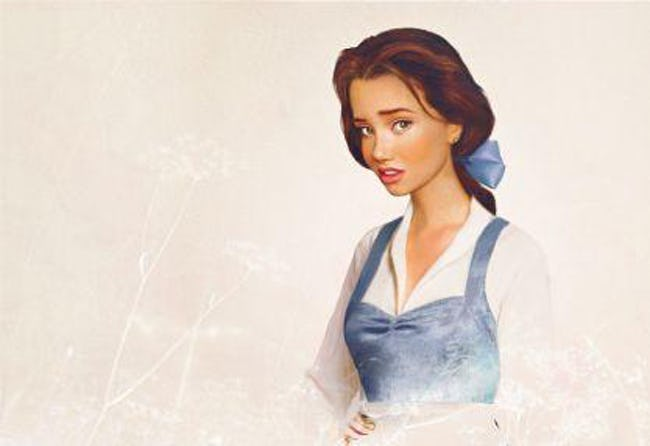 What Your Favorite Disney Characters Look Like As Real People